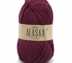 Пряжа Alaska uni color