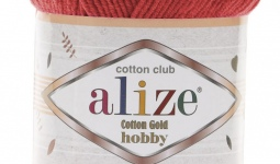 Пряжа Cotton gold hobby