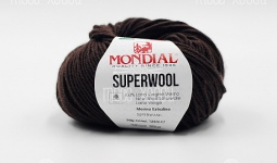 Пряжа Mondial Superwool
