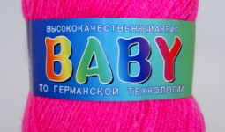 Пряжа Baby Color City