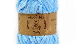 Teddy Wool sea