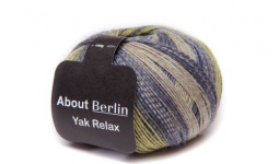 Пряжа  Lana Grossa About Berlin Yak Relax
