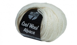 Пряжа  Lana Grossa Cool Wool Alpaca