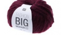 Пряжа  Rico Fashion Big Mohair super chunky