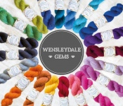 WYSpinners Wensleydale Gems Collection