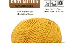 Baby cotton №433