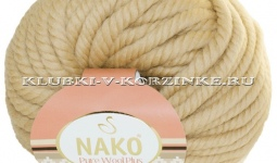 Пряжа Pure Wool Plus Nako