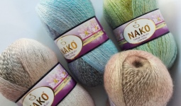 MOHAIR DELICATE COLORFLOW